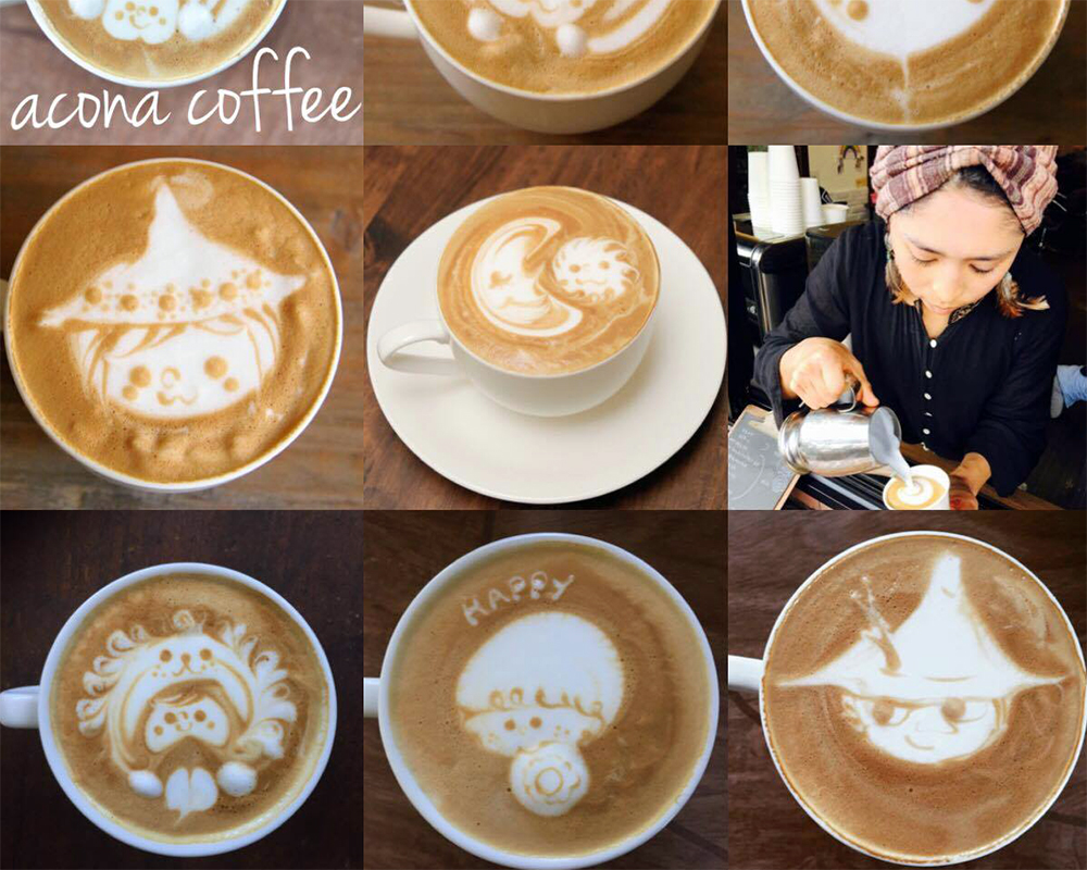 Acona coffee