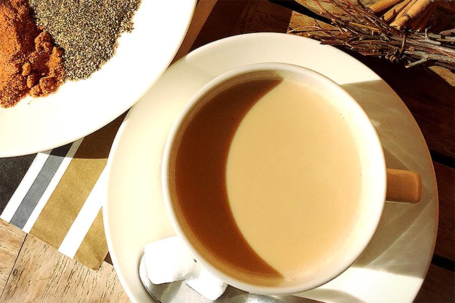 【限定メニュー】&Tea