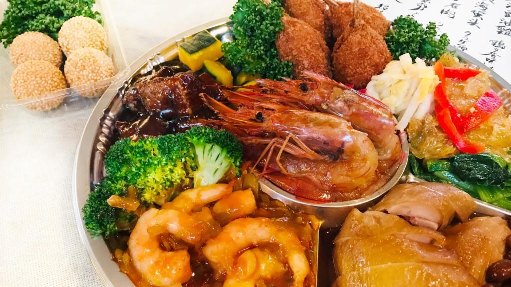 中國料理kujikuji