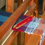 裂織りコースター制作 ワークショップ